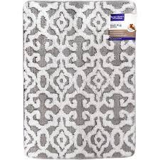 better homes and gardens bath rugs. Super Better Homes And Gardens Bath Rugs Noodle Jacquard Memory Foam Rug