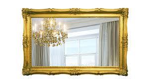 double swept tv frame gold ornate tv frame