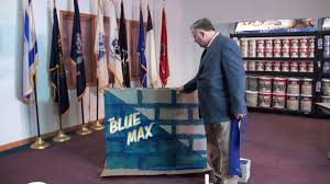 ames blue max. Brilliant Blue Building A Wall Using Blue Max From Ames Research Laboratories Inc Throughout Max