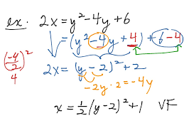 showme converting vertex form to standard writing equations in practice worksheet last thumb14260 writing equations in