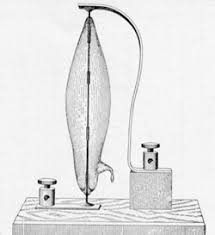 history of gas lighting in homes. experimental lamp designed by joseph swan, early 1879 history of gas lighting in homes