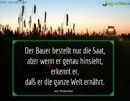 Bauernstand Ist Ehrenstand Zitate Zur Landwirtschaft Agrarheutecom