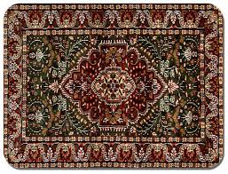 persian rug design print mouse mat vintage carpet print quality mouse pad 4