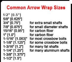 Arrow Wraps By Arrowrap Your Source For Arrow Wraps