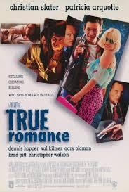 Romantic Movie Poster True Romance Movie Poster 27x40