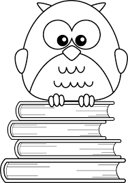 owl coloring book pages owl coloring pages for kids printable coloring pages 4 coloring
