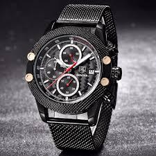 best watch brands promotion shop for promotional best watch brands benyar fashion chronograph sport mens watches top brand luxury men casual mesh band business quartz watch relogio masculino