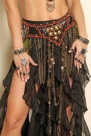 beautiful boho <b>goth gypsy</b> pirate <b>goth</b> ren tribal fusion belt listing for ...