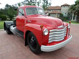 1951 Chevy 6100 Dually : Deluxe Cab | 1947-53 Chevrolet Trucks ...