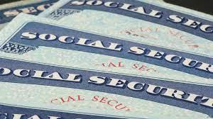 social security announces new