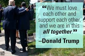 Image result for ben carson and donald trump together