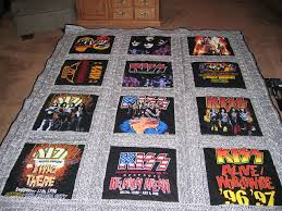 122 best T shirt quilts images on Pinterest | Memory quilts, Craft ... & Pictures of T-Shirt Quilts Help You Design a Quilt Adamdwight.com