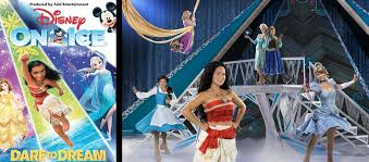 Disney On Ice Dare To Dream El Paso County Coliseum El