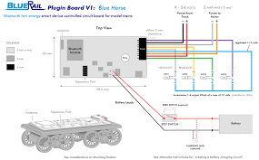 bluerail board installation guide bluerail trains dcc 8 pin socket at Dcc Locomotive Wiring Diagram