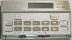 honeywell chronotherm iii wiring diagram & honeywell thermostat