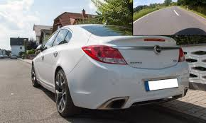 Opel Insignia OPC 2.8 V6 Turbo 325HP Driving Rear-View with GoPro ...