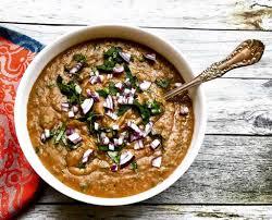 y lentil stew