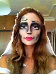 12 scary corpse bride makeup looks ideas for 2018 face
