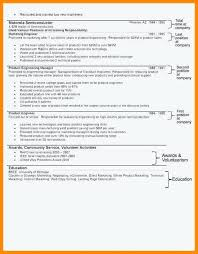 Hybrid Resume Template Combination Resume Examples Format Templates ...
