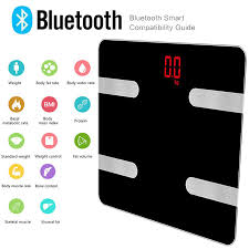 Details About Bluetooth Smart Digital Body Weight Fat Bmi Bone Analysis Scale For Ios Android