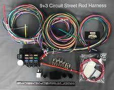 rebel wiring harness parts & accessories ebay 12 volt wiring harness kit for 46 chevy truck at 12 Volt Wiring Harness Kit