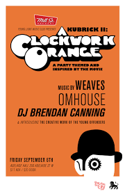 a clockwork orange archives shedoesthecity shedoesthecity has partnered young lions music club to host the most fun party during tiff