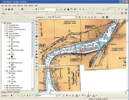 Monongahela River Depth Chart 1 A Unique Approach To Bathymetry Mapping In A Large River