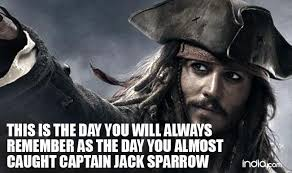 Captain Jack Sparrow Quotes 40 Lines By Johnny Depp's Character Impressive Jack Sparrow Quotes