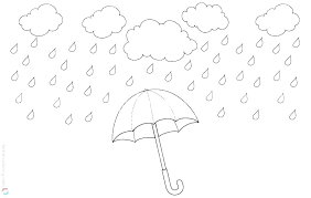 Water Drop Coloring Page Water Drop Coloring Page Sexysleep Co