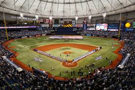 Tropicana Field Seating Chart View Props To The Trop Things You Should Appreciate About