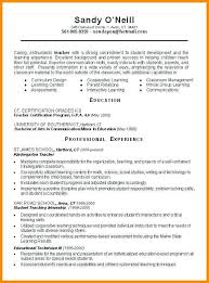 Preschool Teacher Assistant Resume Objective Of Teacher In Resume Teaching Resume Teacher Caption 48