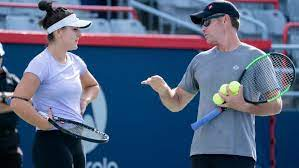 Bianca andreescu's coach sylvain bruneau previewed the upcoming us open final between the canadian on her history as andreescu's coach, bruneau added: Bianca Andreescu Coach Sylvain Bruneau Part Ways After Amazing Run Cbc Sports