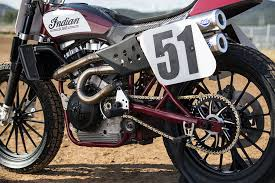 indian flat track legends help launch scout ftr750 in sturgis