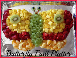 How To Decorate Salad Tray 100 Fresh and Creative Fruit Veggie Tray Decorating Ideas Style 22