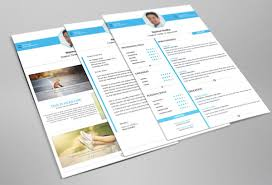 Modern Typographic Resume Set Functional Resume Template 15 Free Samples Examples Format