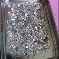 Wholesale <b>Clear Crystal</b> Hotfix Rhinestones for Resale - Group Buy ...