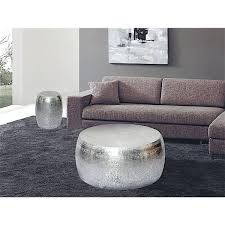 hammered coffee table hammered metal round coffee table hammered drum coffee table nz