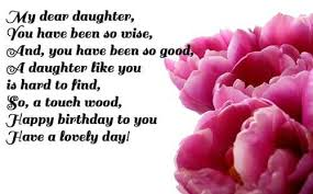 Happy Birthday Quotes For Daughter Delectable Happy Birthday Daughter Images Birthday Quotes For My Little Girl