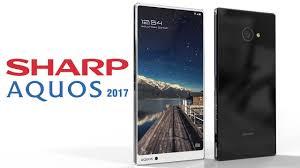 sharp aquos phone. sharp aquos 2017 introduction   s3 phone