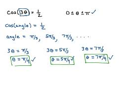 solving exponential equations with logarithms worksheet answers or solving trig equations 3 examples math trigonometry equa