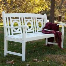 white garden bench. Wonderful White Painted Wood Garden Bench  White Outdoor Benches At All To