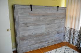 murphy bed. Rustic Queen Sized Wall Bed Murphy