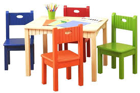 wood children table and chairs wonderful children table and chair sets design with sleek wooden rectangular drawing table and colorful chair wooden
