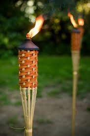 15 Backyard Tiki Torches | Tiki Torches, Citronella Oil And Torches
