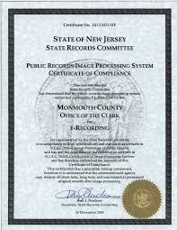 new jersey deed form new jersey county recording