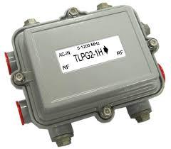 ac line splitter. tlpg2-1h: 1200 mhz power inserter ac line splitter