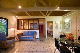 Spa Bedroom Two Bedroom Bure Accommodation Packages Fiji Hideaway Resort