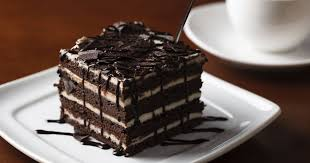 olive garden created a new chocolate brownie lasagna desserts at olive garden