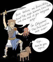 Odysseus in The Odyssey via Relatably.com