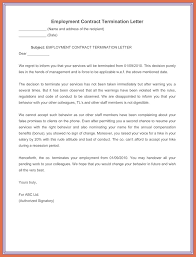 How To Write A Termination Letter To An Employer Sample Termination Letter format Unique Ideas Collection How to 59